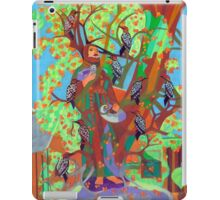Apogee of An Apricot Tree iPad Case/Skin