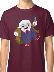 Adipose as the 10th Doctor Classic T-Shirt
