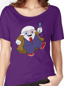 Adipose as the 10th Doctor Women's Relaxed Fit T-Shirt