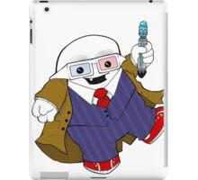 Adipose as the 10th Doctor iPad Case/Skin