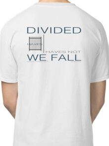the income inquality Classic T-Shirt