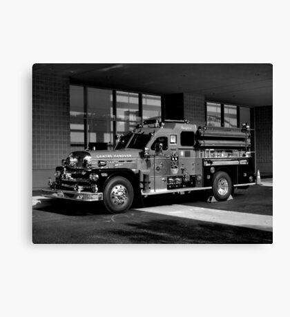 Fireman's Antique Canvas Print