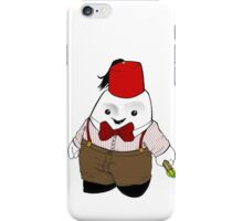 Adipose as the 11th Doctor iPhone Case/Skin