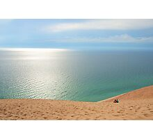 Sleeping Bear Dunes Photographic Print