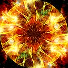 Cosmic Solar Plexus Chakra by theastrarium