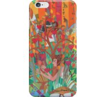 The Ten Strings of My Heart iPhone Case/Skin