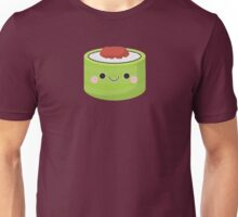 Happy Sushi - Wasabi Roll Unisex T-Shirt