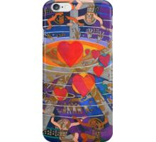 Nine Lives of the Heart iPhone Case/Skin