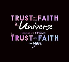 Trust and have Faith by heartcentered