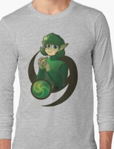 The Sage of the Forest Long Sleeve T-Shirt