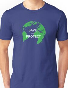 Save and protect Unisex T-Shirt