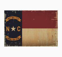 North Carolina State Flag VINTAGE by USAswagg2