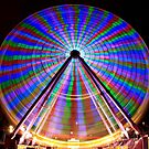 Spinning Wheel_Melbourne by Sharon Kavanagh
