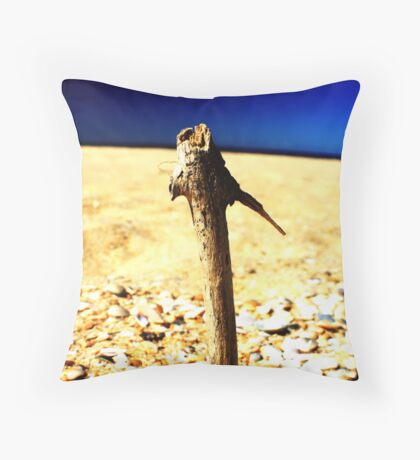 Parched!  Throw Pillow