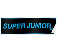 super junior devil logo Poster