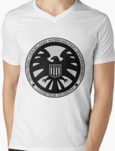 I Know, It's a Mouthful Mens V-Neck T-Shirt