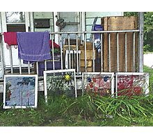 Artistic Clutter Photographic Print