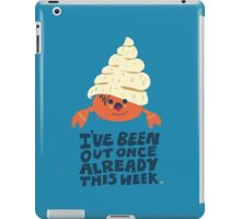 Hermit Crab iPad Case/Skin