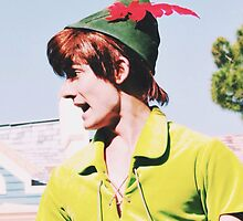 Peter Pan On Soundsational Parade  by whitneymicaela