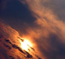 Cloud and Sun by Al Williscroft