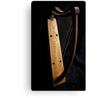 Ready for playing? Canvas Print