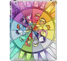 Rainbow Of Friendship iPad Case/Skin