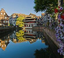 Strasbourg Reflections by Béla Török