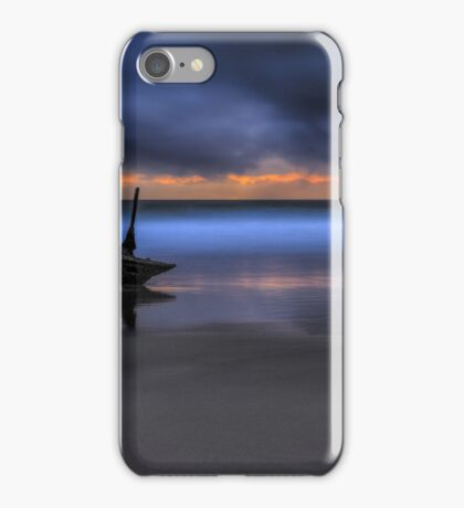 SS Dicky at Dawn iPhone Case/Skin