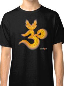 Lucky's Golden Ommmblem Classic T-Shirt