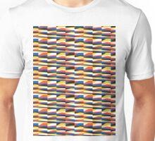 Block Color Wallpaper Unisex T-Shirt