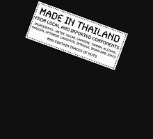 Traces Of Nuts - Thailand, Funny Womens Fitted T-Shirt