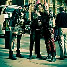 Punks on Parade:-) by DonDavisUK