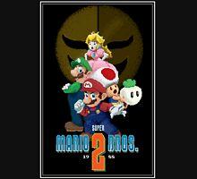 Pixel Super Mario Bros. 2 Unisex T-Shirt