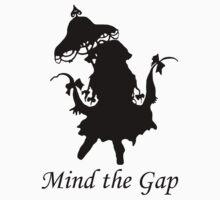 Yakumo Yukari - Touhou Project (Black) (Mind the Gap) by Sukima