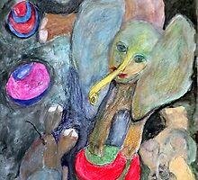 Dumb Elephant Tricks by Barbara Mann