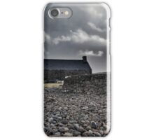 Ramshackle Fishing Shack iPhone Case/Skin