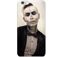 Skull And Tux iPhone Case/Skin