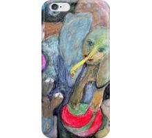 Dumb Elephant Tricks iPhone Case/Skin