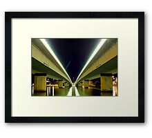 Parliament House Framed Print