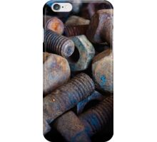 Nuts & Bolts iPhone Case/Skin