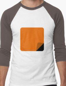 Orange is the New Black Design Men's Baseball ¾ T-Shirt