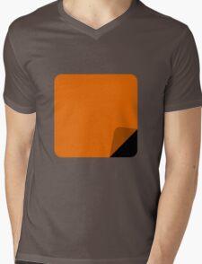 Orange is the New Black Design Mens V-Neck T-Shirt