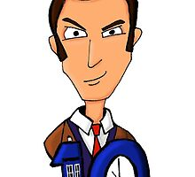 The Tenth Doctor by Dan Morrow