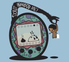 DON'T ABANDON ME! by Nicholas Poulos