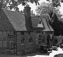 Castle Inn, Chiddingstone by Patrick Noble