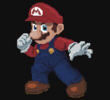 Super Pixel Mario by SeanDunlop