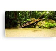 Wurrmbu Creek Canvas Print
