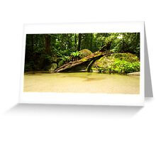 Wurrmbu Creek Greeting Card
