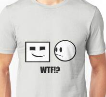 WTF? Unisex T-Shirt