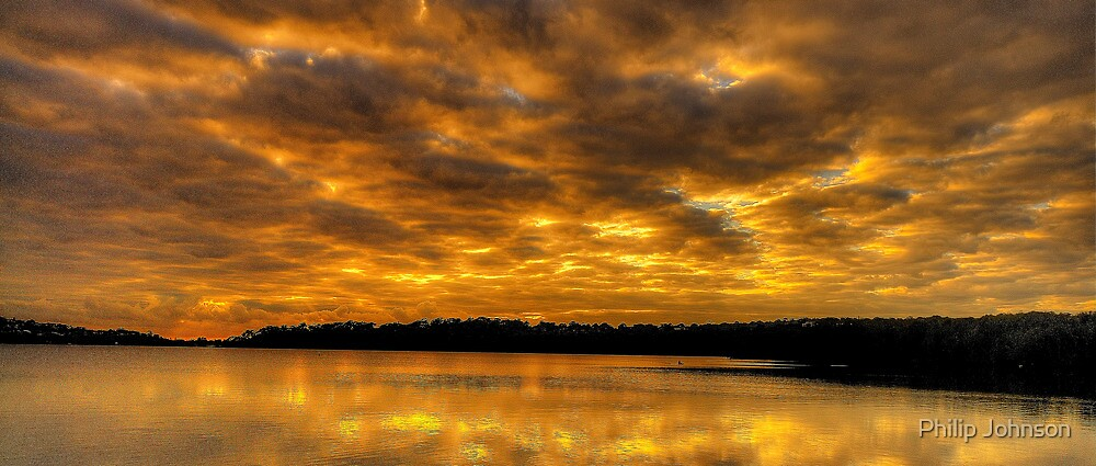 Days Like This #2 - Narrabeen Lakes, Sydney - The HDR Experience by Philip Johnson